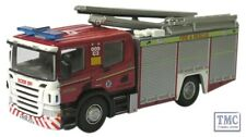 76SFE001 Oxford Diecast Cleveland Fire & Rescue Fire 1/76 Scale OO Gauge
