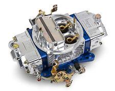 Holley 0-76751BL 750CFM MANUAL CHOKE Blue Ultra Double Pumper Factory Refurb