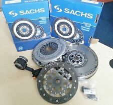 FOR FORD FOCUS MK2 CMAX 1.8 TDCi 115 BHP DUAL MASS FLYWHEEL CLUTCH KIT CSC SACHS