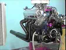 Detailed - Step by Step Building A 700 Horse 351W / 410 Ford SB Twin Disc DVD6Hr