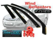 Opel VAUXHALL Zafira B  2005 - ON  5.doors  Wind deflectors 4.pc  HEKO  25323