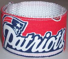 New England Patriots Wristband Pro Football Fan Game Gear Team Apparel NFL Shop