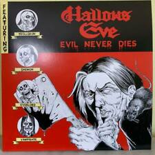 HALLOWS EVE - Evil Never Dies (NEW*LIM.500 RED VINYL*US SPEED METAL*NOTVD)