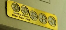 Milicast ACC71 1/76-1/72 Photo-Etch Five Brass Steering Wheels
