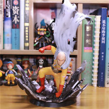 "TSUME ONE PUNCH-MAN Saitama 8.66"" PVC Figure Figurine Toy Gift No Box"