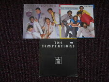 3 x Temptations LP RACCOLTA to be continued & A Song for You & truly for you