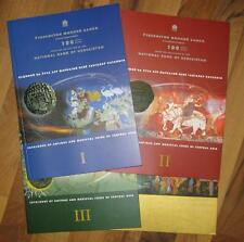 Catalogue of coins of National Bank Uzbekistan 4 volume