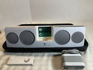 Logitech Pure-Fi Anywhere 2 Compact Docking Speakers iPod iPhone 3G 4 4s Audio