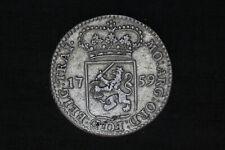Netherlands / Utrecht - 1/4 gulden of muntmeesterpenning 1759 (#39)