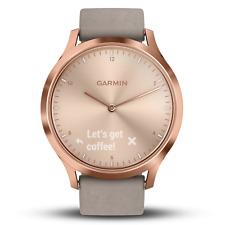Garmin vivomove(R) HR Premium Rose Gold And Gray