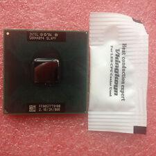Intel Core 2 Duo mobile t8100 2,1 GHz Dual-Core 3m 800mhz zócalo p procesador CPU