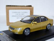 Me-Mod 1/43 '97 Cadillac Catera 3.0 V6 Limousine Resin Handmade Model Car Kit
