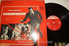 "David Whitaker hammerhead  LP (G) 12"""