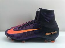 Nike Mercurial Superfly V DF FG Purple Orange UK 10 EUR 45 831940 585