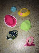Littlest Pet Shop 6pc Head Band Bow Hat Bonnet Stocking Striped Accessory Lot