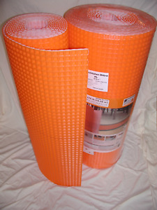 Schluter Ditra XL Uncoupling Membrane 5 to 175 sf Rolls~You Pick Size You Need!