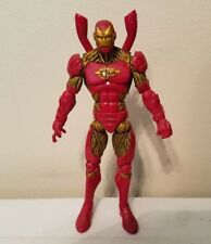 HASBRO MARVEL LEGENDS ARES B.A.F SERIES HEROES REBORN IRON-MAN(ANTHONY STARK)
