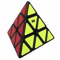 MoYu Pyramid Speed Cube - Magic Cube Twist Puzzle - Black