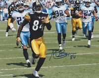 Antonio Brown Autographed Signed 8x10 Photo ( Steelers ) REPRINT