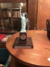 Danbury Mint Statue Of Liberty Pewter