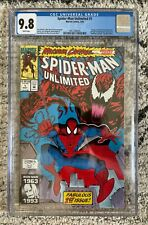 Spider-Man Unlimited #1 (1993) Marvel CGC 9.8 - 1st Appearance of Shriek!