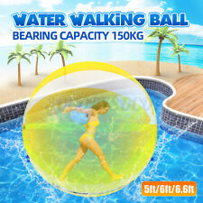 New listing 1.5m/1.8m/2.0m Water Walking Inflatable Playing Human Hamster Pvc
