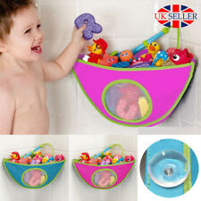 Kids Baby Bath Toy Tidy Organiser Mesh Net Storage Bag Peli Play Pouch Holder UK