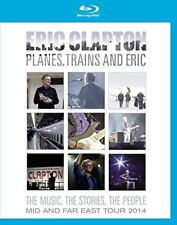 Eric Clapton - Planes, Trains And Eric (2014)  Blu-ray  NEW/SEALED  SPEEDYPOST