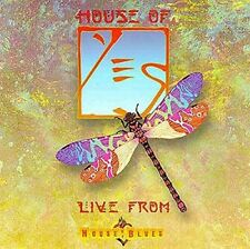 Yes - House Of Yes: Live From House Of Blues [New CD] Japanese Mini-Lp Sleeve, S