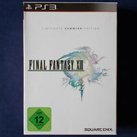 PS3 - Playstation ► Final Fantasy XIII - Limited Collector's Edition ◄ RAR | TOP