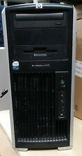 HP xw8200 Workstation 2 Xeon 3.40 GHZ, 2GB RAM 23GB SCSI HDD, Windows 7