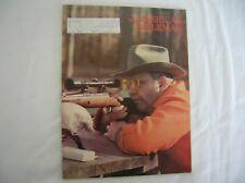 Vintage AMERICAN RIFLEMAN Magazine,  April 1977,  Excellent Condition