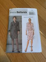UNCUT! 5 Different Styles Butterick 5566 Straight Pencil Skirt Sewing Pattern