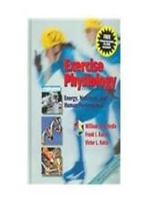 Exercise Physiology: Energy, Nutrition, and Human Performance,William D. McArdl