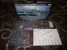 Heller HMS King George V 1/400 Scale Model Cruiser Battleship # 1060