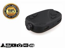 HD 1080P Spy Hidden Camera #18 808 Keychain Camera 120 Degree RC FPV Camcorder