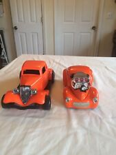 vtg 1934 Ford And 2001 Funline Willy Coupe Daimler Chrysier