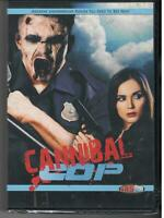 Cannibal Cop (DVD) New & Sealed! Half Man Half Zombie All Cannibal!