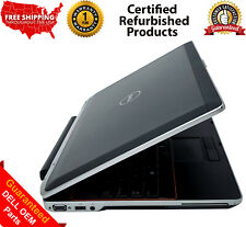 New listing Dell LatiTude E6520 Laptop Windows 10 Win Dvd Intel i5 2.5Ghz 4Gb 250Gb Hd Hdmi