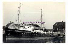 """rs1015 - Dutch Smit Tug - Loire , built 1952 - photograph 6""""x4"""""""