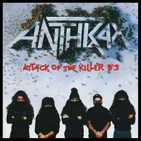 ANTHRAX - ATTACK OF THE KILLER B's CD ~ RAP / HEAVY METAL *NEW*