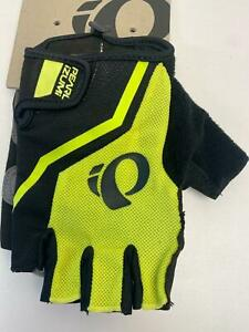 new Pearl Izumi MEN'S Select bicycle GLOVES Screaming YELLOW / BLACK XXL #2