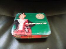 vintage EXPORT A metal cigarette container Export A Girl* 65 year edition