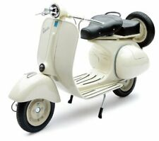 1955 Vespa 150 VL 1T Beige Motorcycle Scooter 1/6 Diecast Model by New Ray