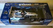 JUAN PABLO MONTOYA AUTOGRAPHED 2001 WILLIAMS FW23 1:10 SCALE RC RADIO CAR