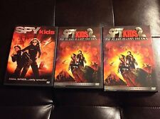 Spy Kids 1 and Spy Kids 2 The Island of Lost Dreams