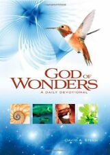 God of Wonders: A Daily Devotional