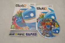 DE BLOB 2 Wii COMPLET (envoi suivi)