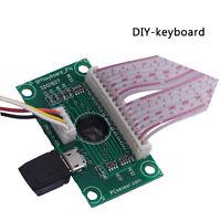DIY-Keyboard PCBA for USB foot switch / USB foot pedals / handle keyboard 14keys