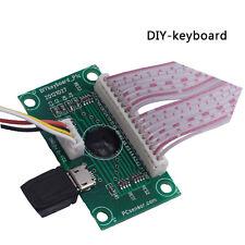 DIY-Keyboard (keybroad) PCBA for USB foot switch/USB foot pedals&handle keyboard
